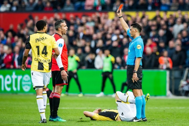 Netherlands: Feyenoord vs Vitesse