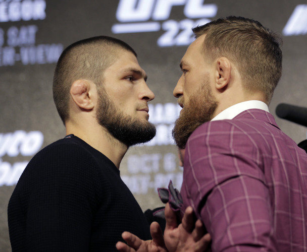 UFC McGregors Return