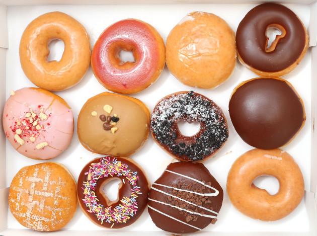 Krispy Kreme stock