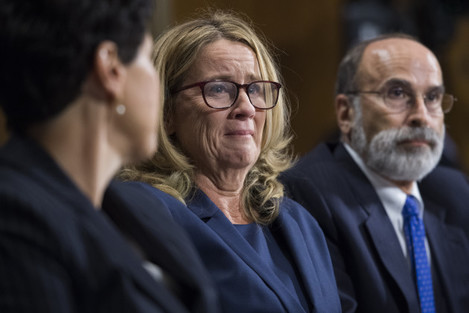 DC: Dr. Christine Blasey Ford Senate Judiciary Committee Hearing