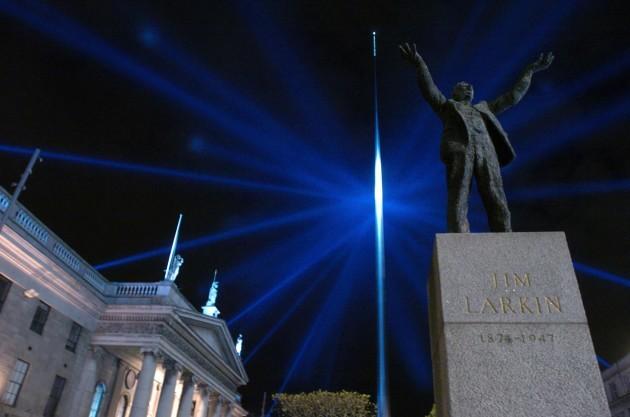 Dublin lights go on-line