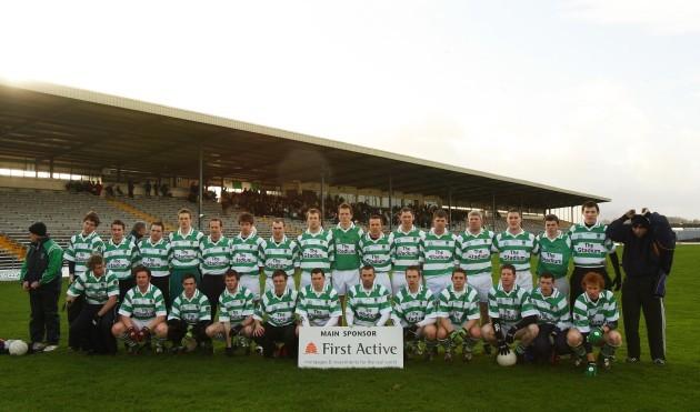 Ballinacourty squad photo