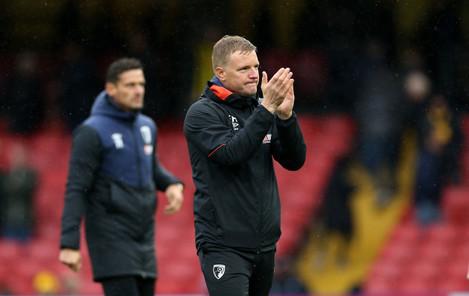 Watford v AFC Bournemouth - Premier League - Vicarage Road
