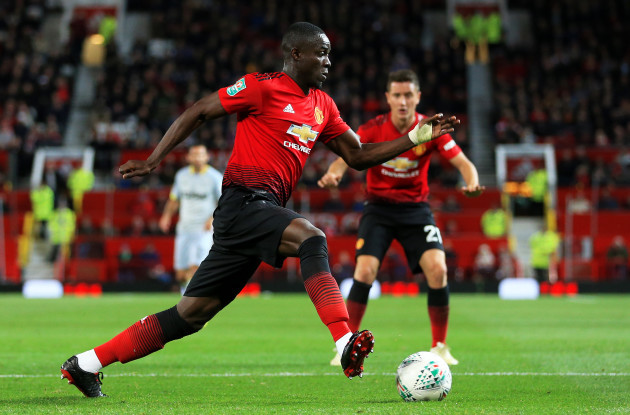 Manchester United v Derby County - Carabao Cup Third Round - Old Trafford