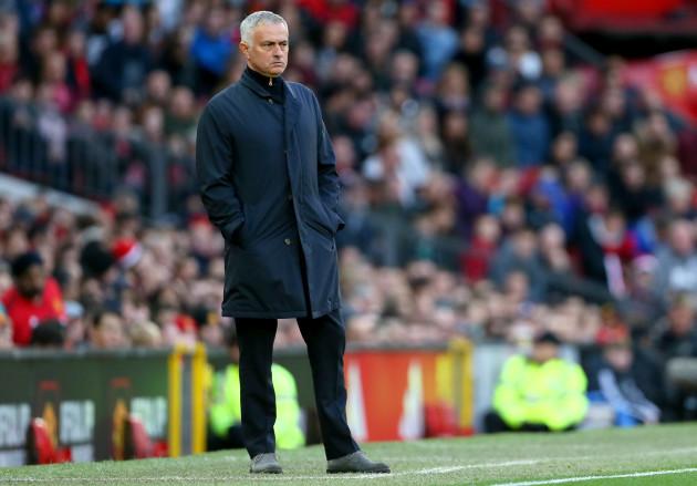 Manchester United v Newcastle United - Premier League - Old Trafford