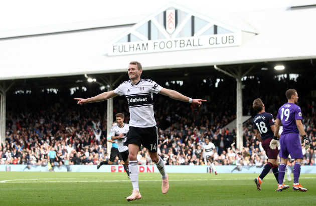 Fulham v Arsenal - Premier League - Craven Cottage