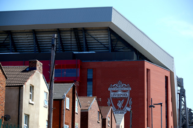 Liverpool v Brighton and Hove Albion - Premier League - Anfield