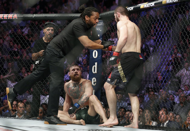 UFC 229 Mixed Martial Arts