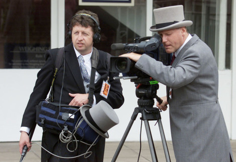 Royal Ascot Cameraman