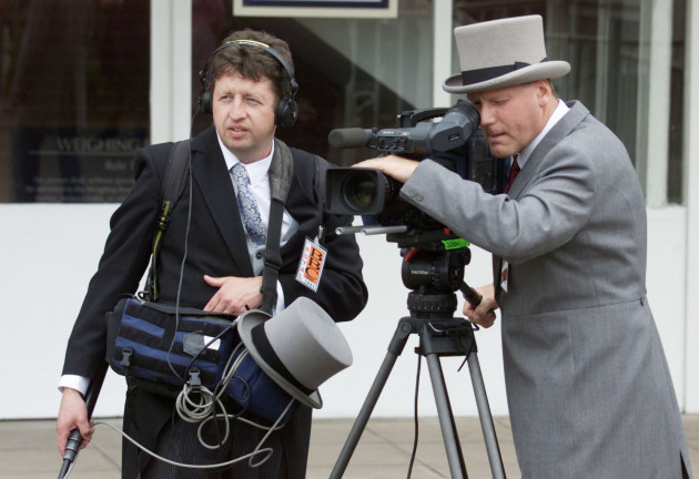 Royal Ascot Cameraman