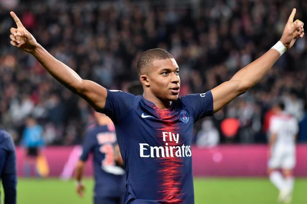 France: Paris Saint-Germain v Olympique Lyon - Ligue 1