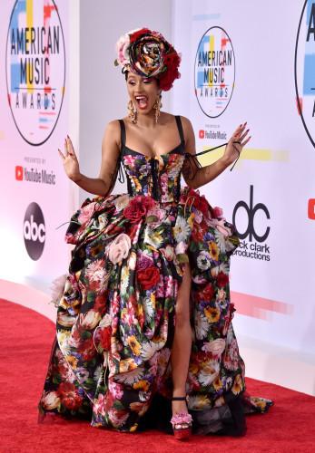 American Music Awards Arrivals - LA