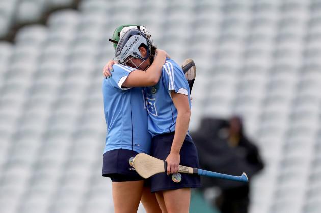 Eve O'Brien and Graine Quinn