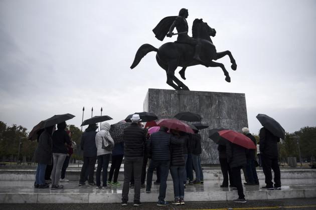 Greece Macedonia Referendum