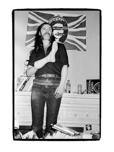 Lemmy, Motorhead by BP Fallon