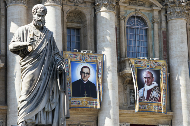 Vatican Saints
