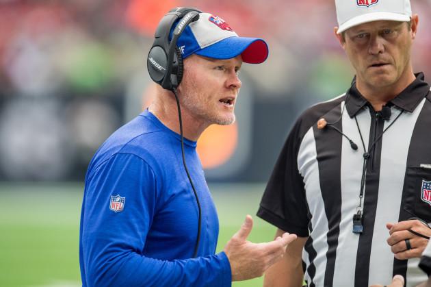 NFL 2018: Bills vs Texans OCT 14