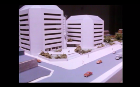Civic offices plans