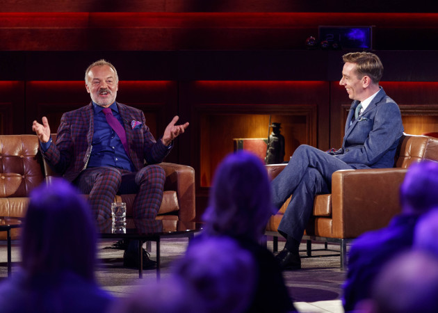The Late Late London Graham Norton 003