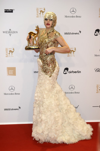 Bambi 2011 Awards - Wiesbaden