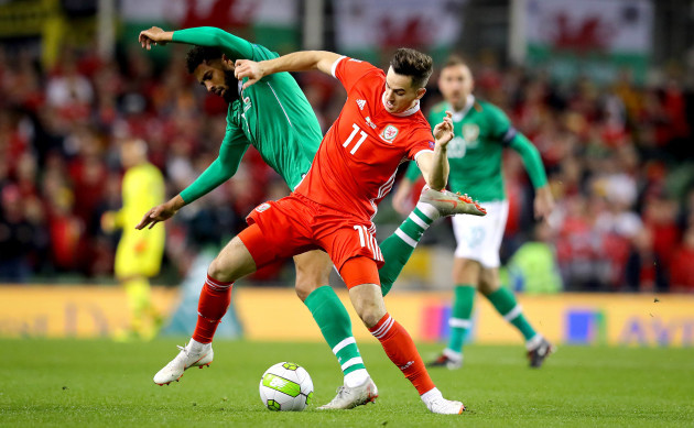 Cyrus Christie and Tom Lawrence
