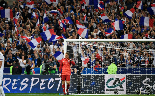 UEFA Nations League - France vs Germany
