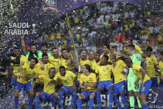 Saudi Arabia Brazil Argentina Soccer