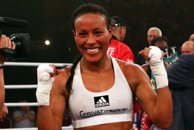 Boxing World Championshop - Balogun vs Braekhus