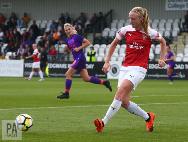 United Kingdom: Arsenal v Liverpool FC - Women's Super League One