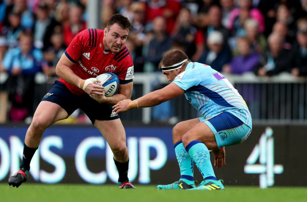 Munster's Niall Scannell