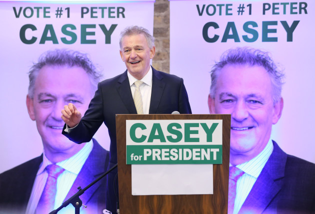 0651 Peter Casey campaign launch_90555669