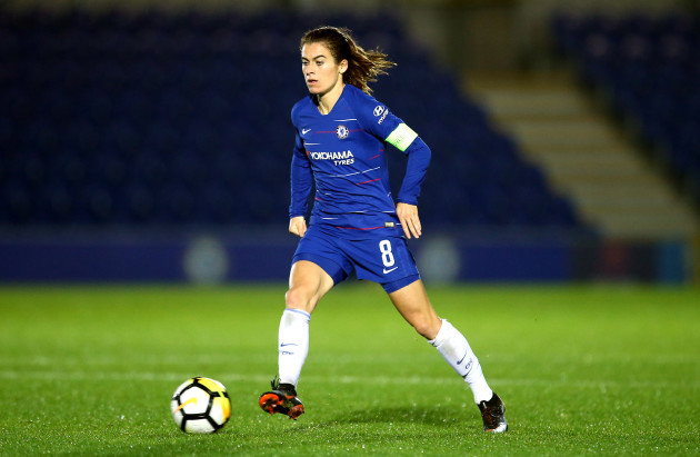 Chelsea Women v Fiorentina Femminile - Women's Champions League - First Leg - Kingsmeadow