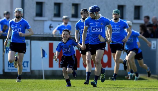 The Dublin team
