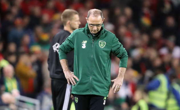 Martin O'Neill File Photo