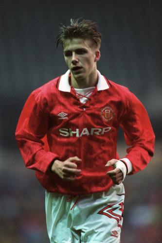 Soccer - David Beckham