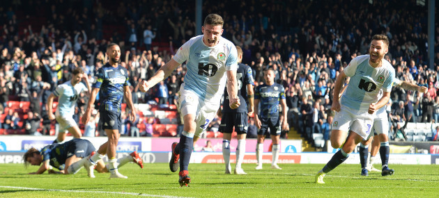Blackburn Rovers v Leeds United - Sky Bet Championship - Ewood Park