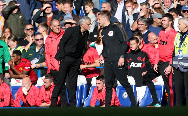Chelsea v Manchester United - Premier League - Stamford Bridge