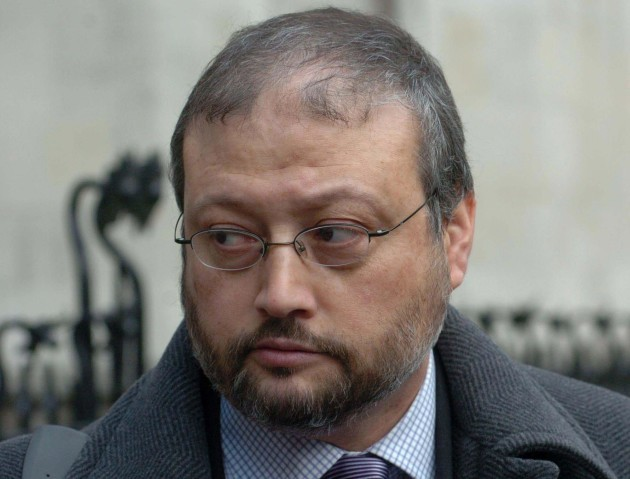 Jamal Khashoggi death