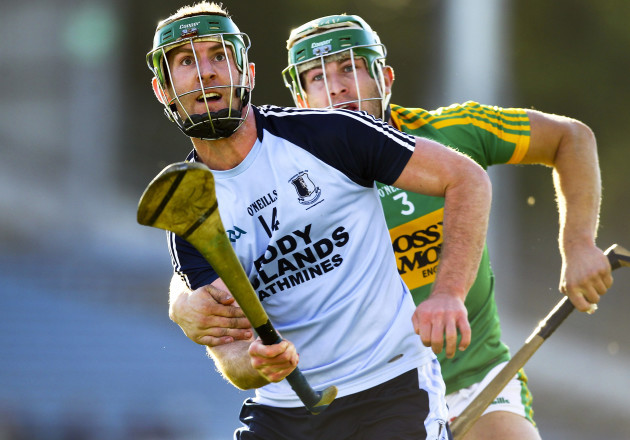 Paddy Murphy and Ciaran Quirke