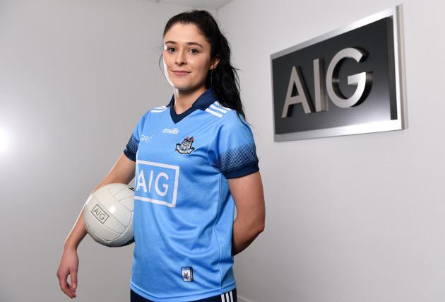 AIG Dublin GAA Jersey Launch
