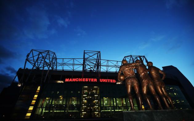 Manchester United v Sevilla - UEFA Champions League - Round of 16 - Second Leg - Old Trafford