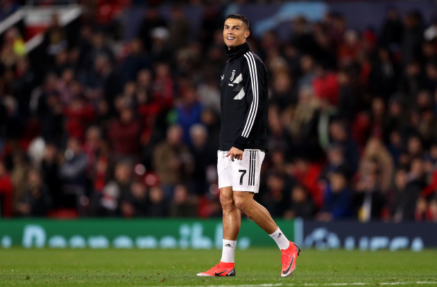 Manchester United v Juventus - UEFA Champions League - Group H - Old Trafford