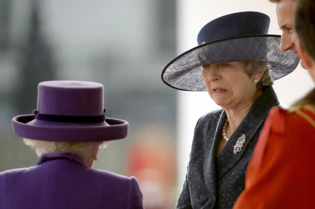 Britain Netherlands Royal Visit