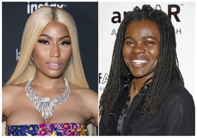 Music-Nicki Minaj Sued