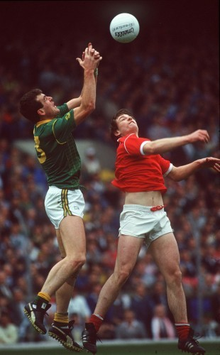 Colm O'Rourke and Stephen O'Brien 18/9/1988