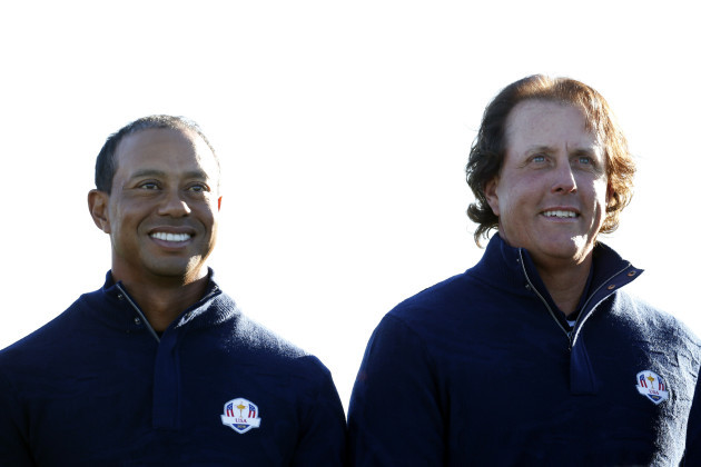 PGA: Ryder Cup - Practice Round