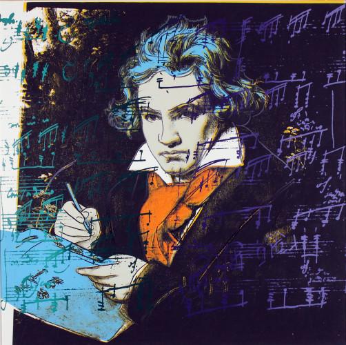 Andy Warhol Beethoven TP