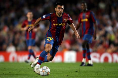 Soccer - UEFA Champions League - Group E - Barcelona v Olympique Lyonnais - Camp Nou