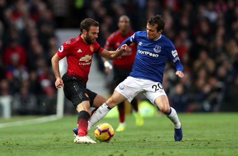 Manchester United v Everton - Premier League - Old Trafford