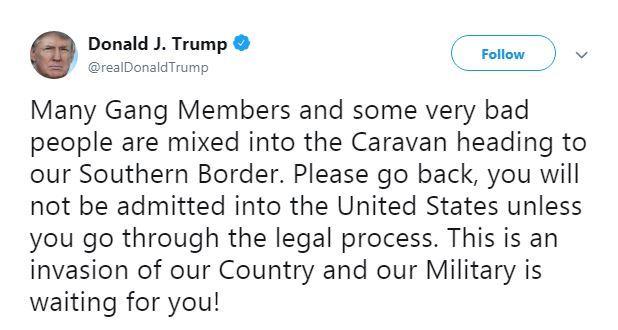 trump invasion